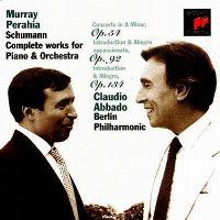 Cover Murray Perahia / Claudio Abbado / Berlin Philharmonic - Schumann Complete Works For Piano & Orchestra