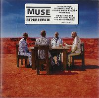 Cover Muse - Black Holes & Revelations