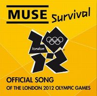 Cover Muse - Survival - Official Song Of The London 2012 Olympic Games