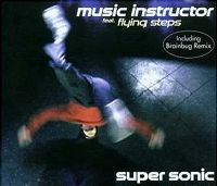 Cover Music Instructor feat. Flying Steps - Super Sonic