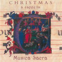 Cover Musica Sacra / Indra Hughes - Christmas A Cappella