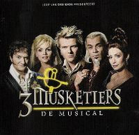 Cover Musical - 3 Musketiers