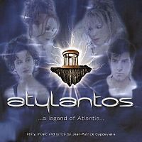 Cover Musical - Atylantos - ... A Legend Of Atlantis ...