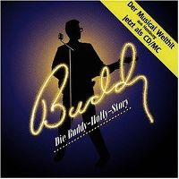 Cover Musical - Buddy - Die Buddy-Holly-Story