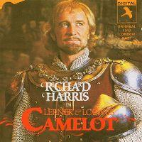 Cover Musical - Camelot (Original 1982 London Cast)