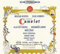 Cover Musical - Camelot