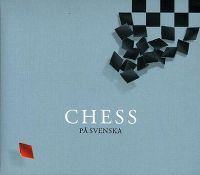 Cover Musical - Chess - På svenska