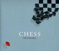 Cover Musical - Chess - På svenska