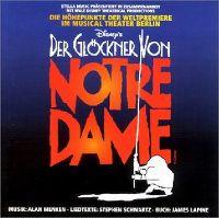 Cover Musical - Der Glöckner von Notre Dame