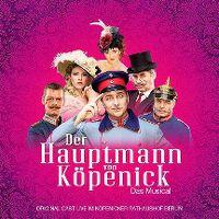 Cover Musical - Der Hauptmann von Köpenick