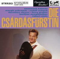Cover Musical - Die Csárdásfürstin
