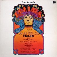 Cover Musical - Follies (Original Broadway Cast)