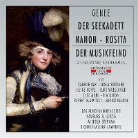 Cover Musical - Genee: Der Seekadett - Nanon - Rosita - Der Musikfeind