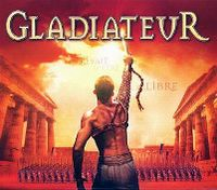 Cover Musical - Gladiateur