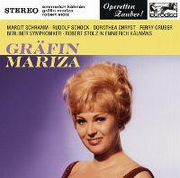 Cover Musical - Gräfin Mariza