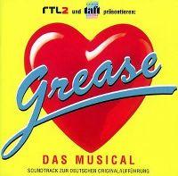 Cover Musical - Grease (Deutsche Originalaufführung)