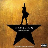 Cover Musical - Hamilton - Original Broadway Cast Recording