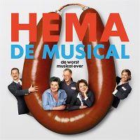 Cover Musical - HEMA - de musical