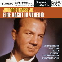 Cover Musical - Johann Strauss Jr.: Eine Nacht in Venedig