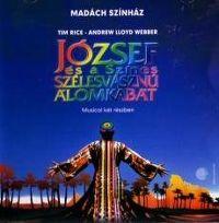 Cover Musical - József és a színes szélesvásznú álomkabát