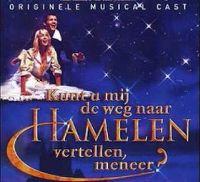 Cover Musical - Kunt u mij de weg naar Hamelen vertellen meneer?