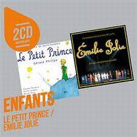 Cover Musical - Le petit prince + Émilie Jolie