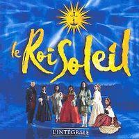 Cover Musical - Le roi soleil - L'intégrale