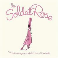 Cover Musical - Le soldat rose