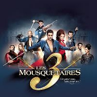 Cover Musical - Les 3 Mousquetaires - Le spectacle