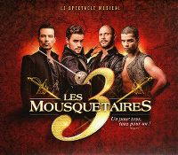 Cover Musical - Les 3 Mousquetaires