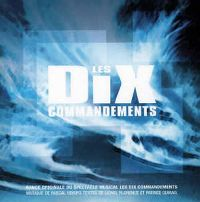 Cover Musical - Les dix commandements