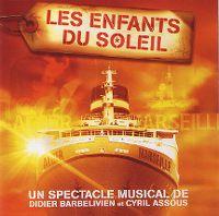 Cover Musical - Les enfants du soleil