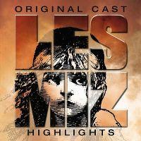 Cover Musical - Les Miz - Original Cast Highlights