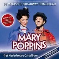 Cover Musical - Mary Poppins - Het Nederlandse Castalbum