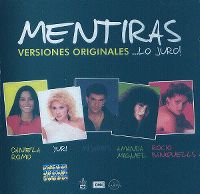 Cover Musical - Mentiras - Versiones originales