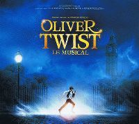 Cover Musical - Oliver Twist