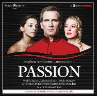 Cover Musical - Passion