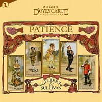 Cover Musical - Patience