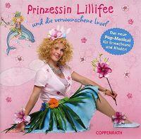 Cover Musical - Prinzessin Lillifee und die verwunschene Insel