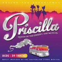 Cover Musical - Priscilla - Queen Of The Desert