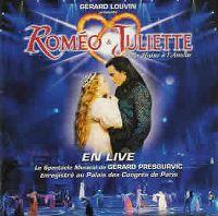 Cover Musical - Roméo & Juliette - de la haine à l'amour en live