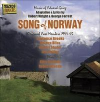 Cover Musical - Song Of Norway