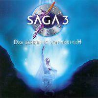 Cover Musical - Space Dream Saga 3 - Das Geheimnis von Nenyveh