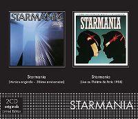 Cover Musical - Starmania (Version originale - 30ème anniversaire) / Starmania (Live au Théâtre de Paris 1988)