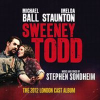 Cover Musical - Sweeney Todd - The 2012 London Cast Album