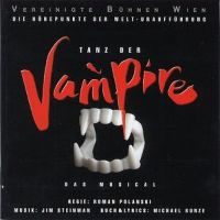 Cover Musical - Tanz der Vampire