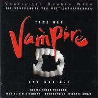 Cover Musical - Tanz der Vampire