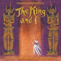 Cover Musical - The King And I (The 2015 Broadway Cast Recording)