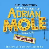 Cover Musical - The Secret Diary Of Adrian Mole Aged 13 3/4