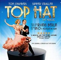 Cover Musical - Top Hat - The Original London Cast Recording